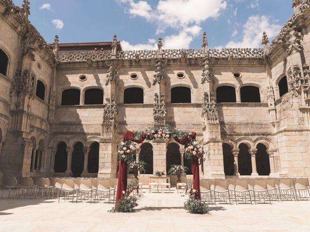 La boda de Daniel y Sara en Ourense, Orense 4
