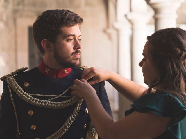 La boda de Daniel y Sara en Ourense, Orense 12