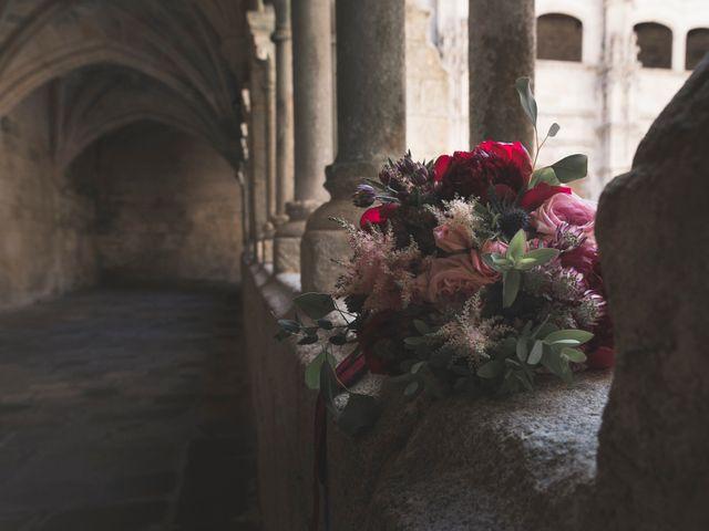 La boda de Daniel y Sara en Ourense, Orense 14
