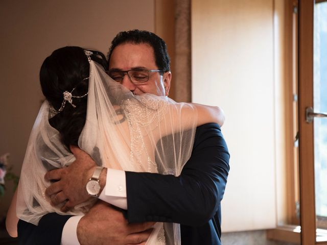 La boda de Daniel y Sara en Ourense, Orense 28