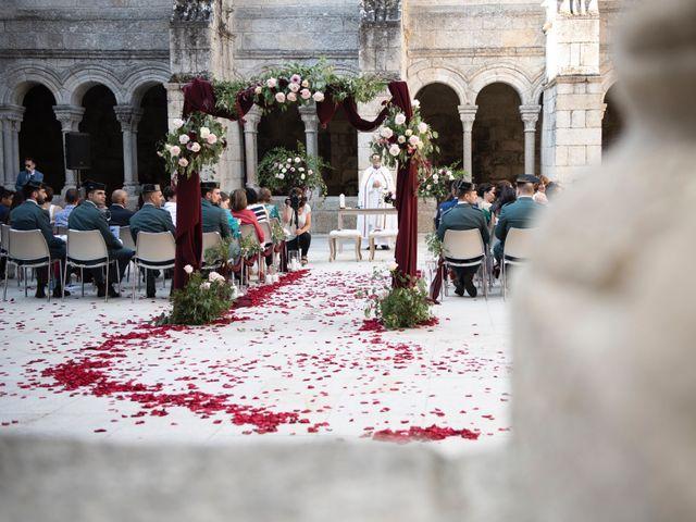 La boda de Daniel y Sara en Ourense, Orense 31