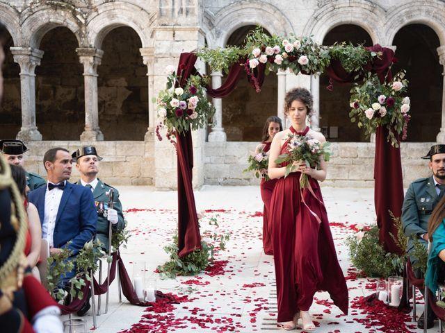 La boda de Daniel y Sara en Ourense, Orense 32