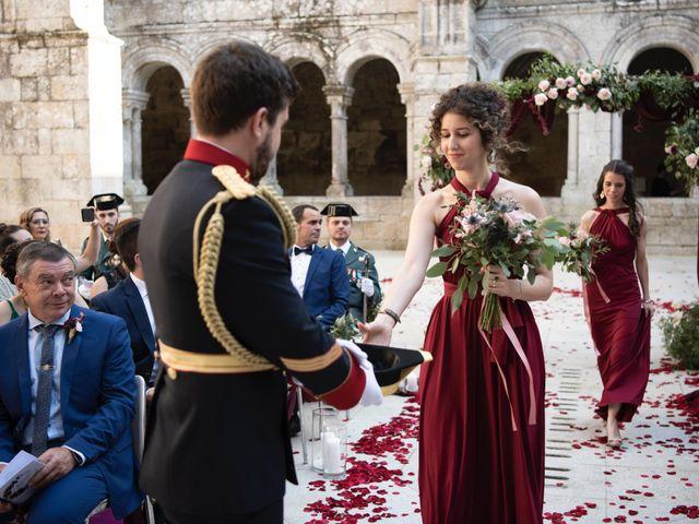 La boda de Daniel y Sara en Ourense, Orense 33