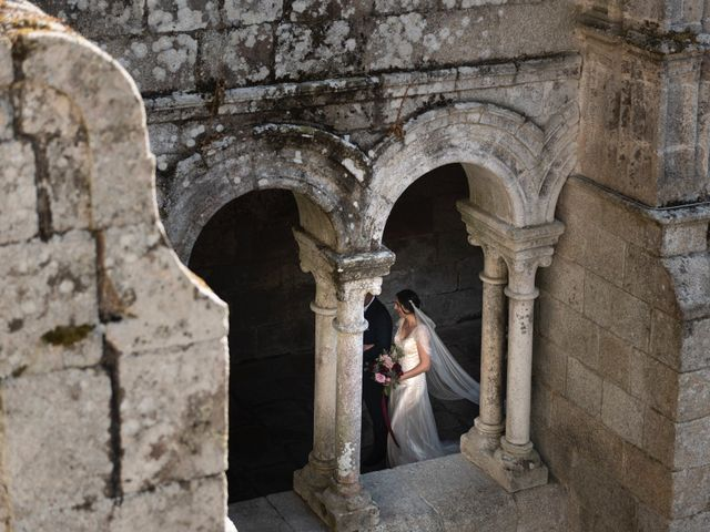 La boda de Daniel y Sara en Ourense, Orense 34