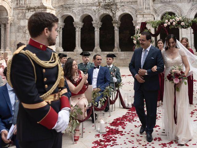 La boda de Daniel y Sara en Ourense, Orense 36