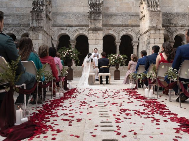 La boda de Daniel y Sara en Ourense, Orense 39