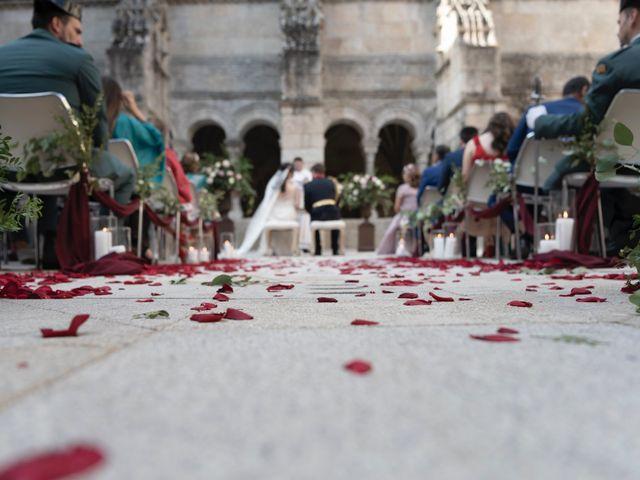 La boda de Daniel y Sara en Ourense, Orense 43