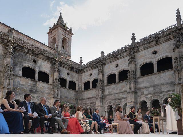 La boda de Daniel y Sara en Ourense, Orense 44