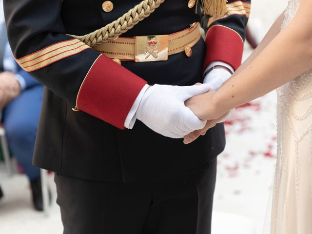 La boda de Daniel y Sara en Ourense, Orense 45