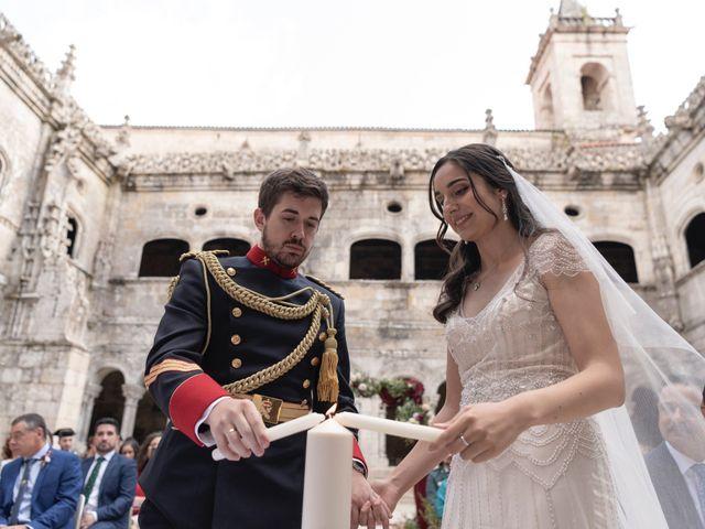 La boda de Daniel y Sara en Ourense, Orense 54