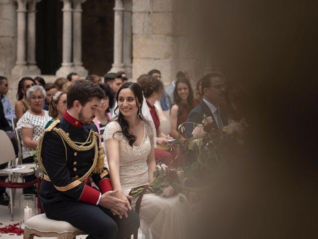 La boda de Daniel y Sara en Ourense, Orense 56