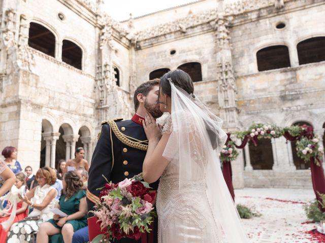 La boda de Daniel y Sara en Ourense, Orense 57