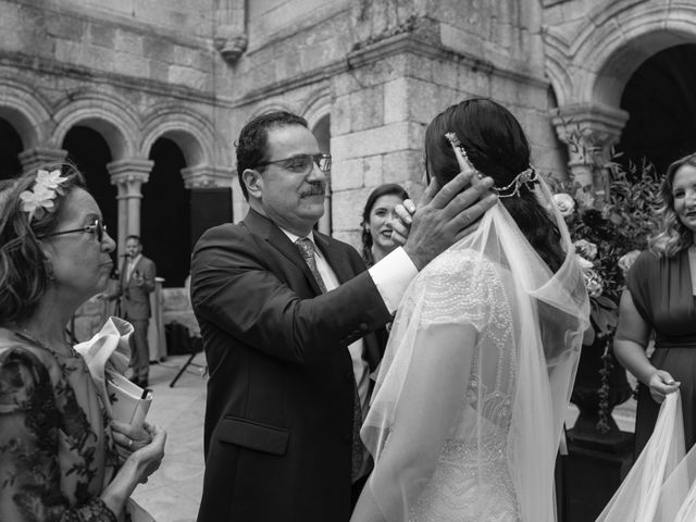 La boda de Daniel y Sara en Ourense, Orense 59