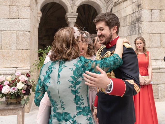 La boda de Daniel y Sara en Ourense, Orense 60