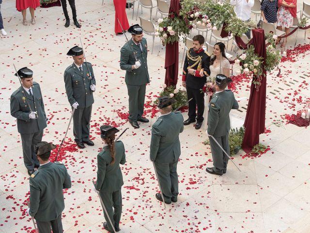 La boda de Daniel y Sara en Ourense, Orense 62