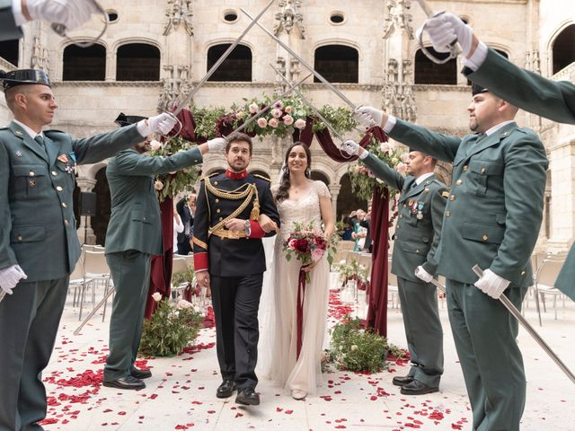 La boda de Daniel y Sara en Ourense, Orense 63