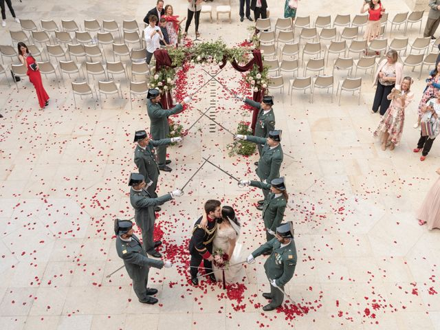 La boda de Daniel y Sara en Ourense, Orense 64