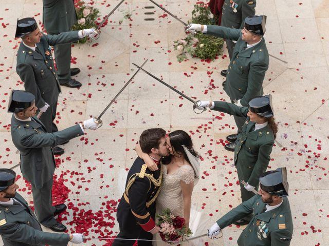 La boda de Daniel y Sara en Ourense, Orense 65