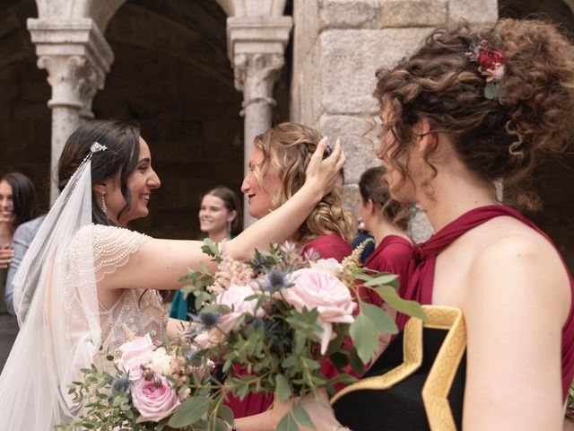 La boda de Daniel y Sara en Ourense, Orense 67