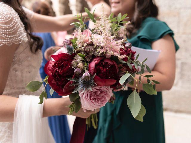 La boda de Daniel y Sara en Ourense, Orense 69