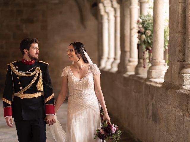 La boda de Daniel y Sara en Ourense, Orense 70
