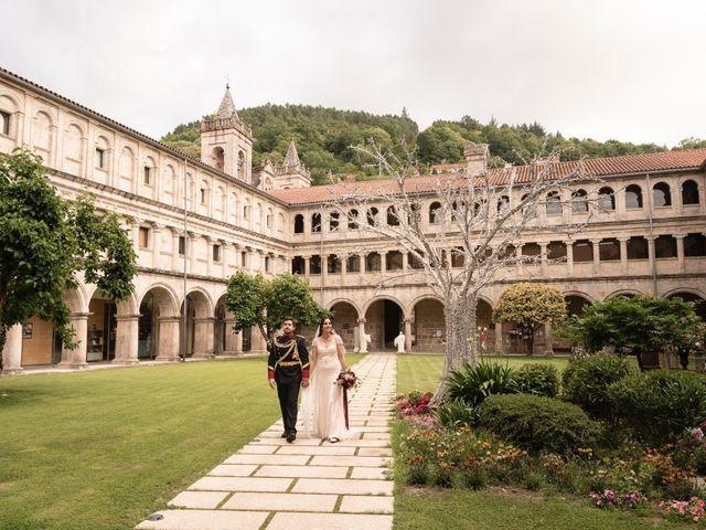 La boda de Daniel y Sara en Ourense, Orense 71