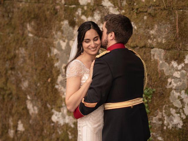 La boda de Daniel y Sara en Ourense, Orense 75