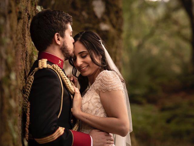 La boda de Daniel y Sara en Ourense, Orense 77