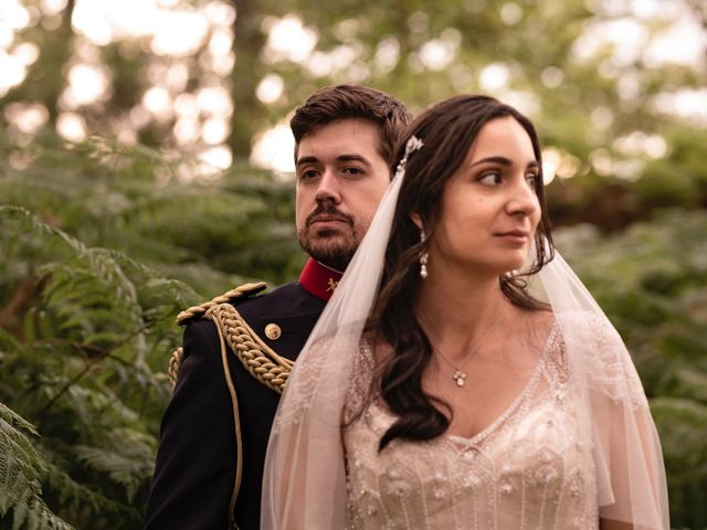 La boda de Daniel y Sara en Ourense, Orense 80