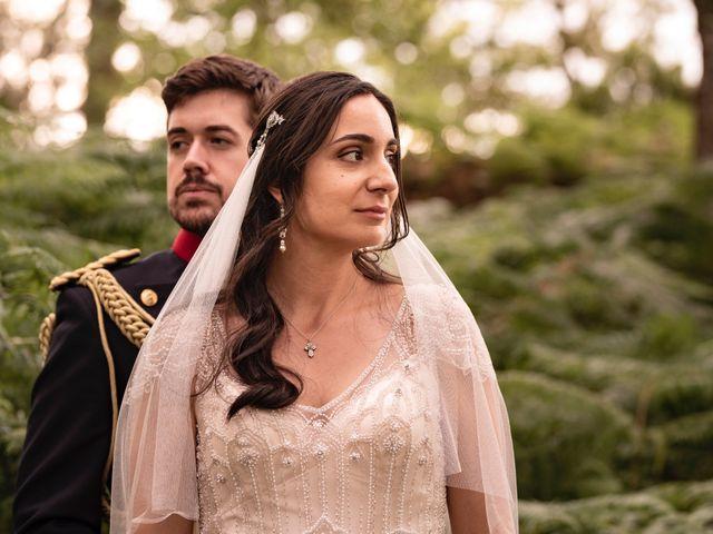 La boda de Daniel y Sara en Ourense, Orense 81