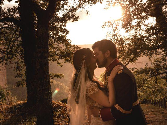 La boda de Daniel y Sara en Ourense, Orense 84