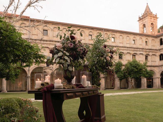 La boda de Daniel y Sara en Ourense, Orense 85