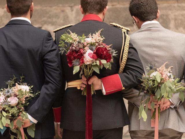 La boda de Daniel y Sara en Ourense, Orense 88