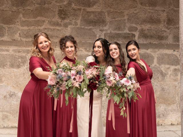 La boda de Daniel y Sara en Ourense, Orense 90