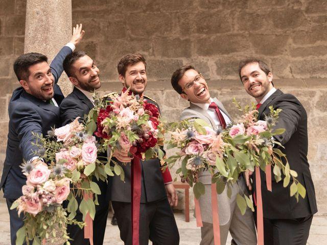 La boda de Daniel y Sara en Ourense, Orense 91