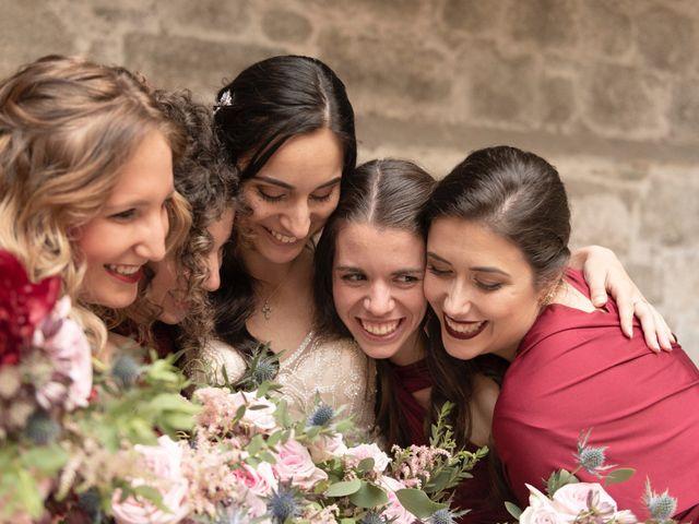 La boda de Daniel y Sara en Ourense, Orense 92