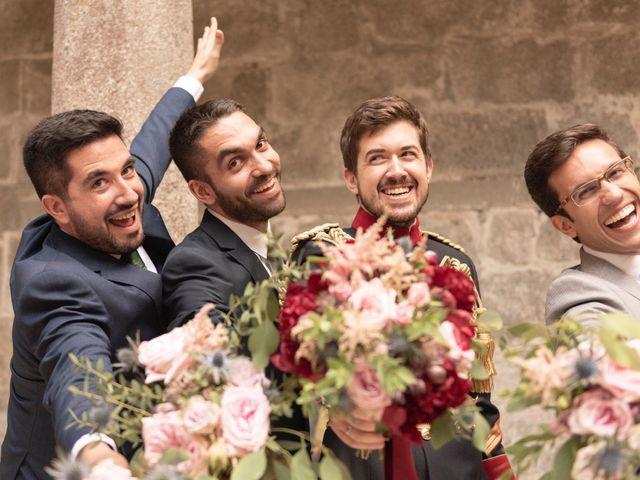 La boda de Daniel y Sara en Ourense, Orense 93