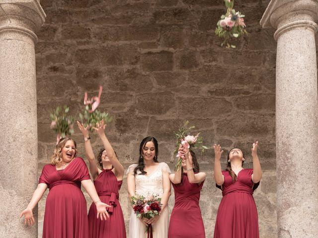 La boda de Daniel y Sara en Ourense, Orense 94