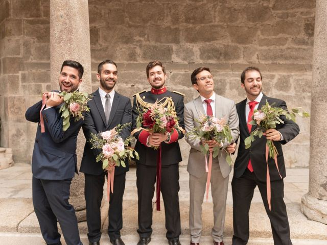 La boda de Daniel y Sara en Ourense, Orense 95