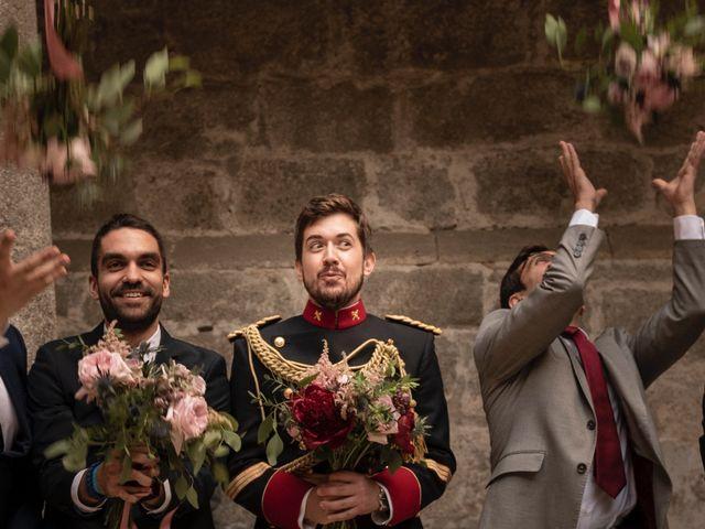 La boda de Daniel y Sara en Ourense, Orense 96