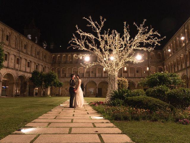 La boda de Daniel y Sara en Ourense, Orense 109
