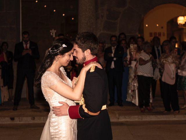 La boda de Daniel y Sara en Ourense, Orense 110