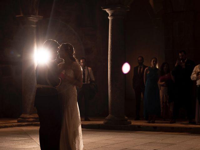 La boda de Daniel y Sara en Ourense, Orense 111