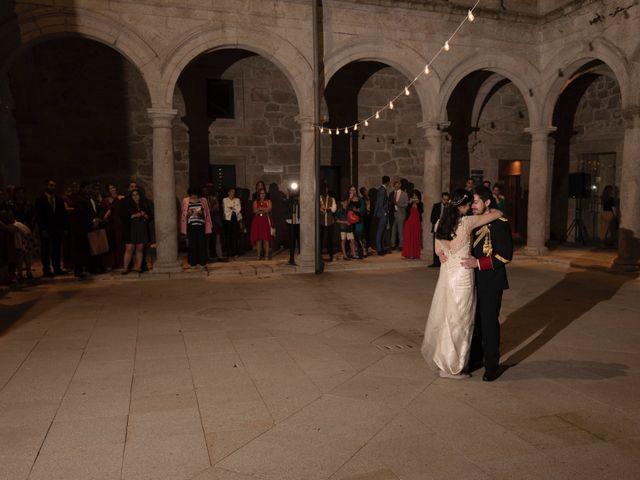 La boda de Daniel y Sara en Ourense, Orense 112