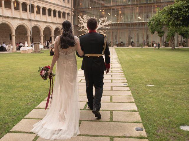 La boda de Daniel y Sara en Ourense, Orense 97