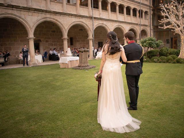 La boda de Daniel y Sara en Ourense, Orense 98