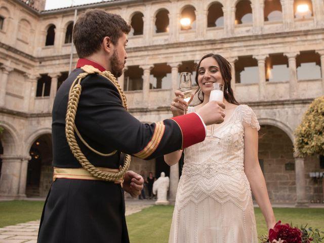La boda de Daniel y Sara en Ourense, Orense 99