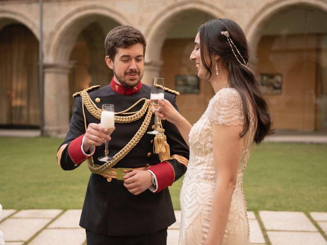 La boda de Daniel y Sara en Ourense, Orense 100