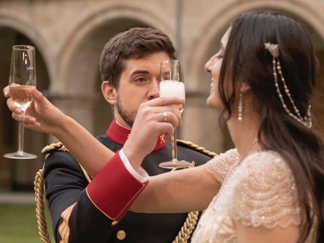 La boda de Daniel y Sara en Ourense, Orense 101