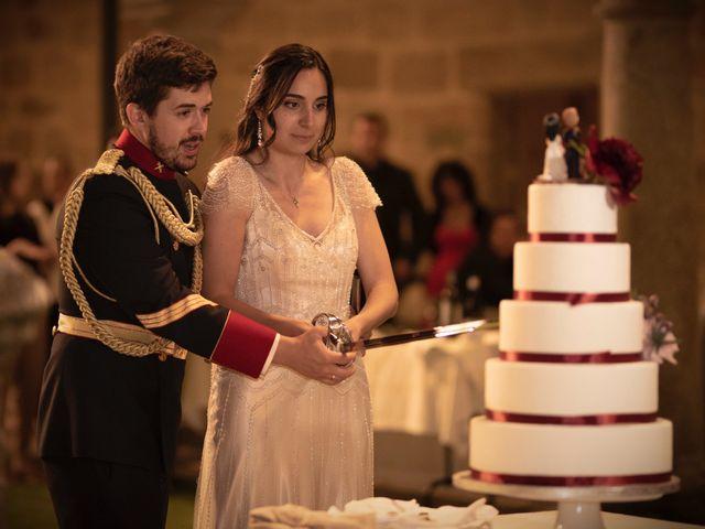 La boda de Daniel y Sara en Ourense, Orense 104
